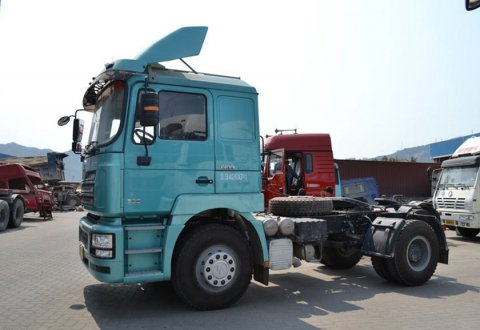 4x2Tractor Truck